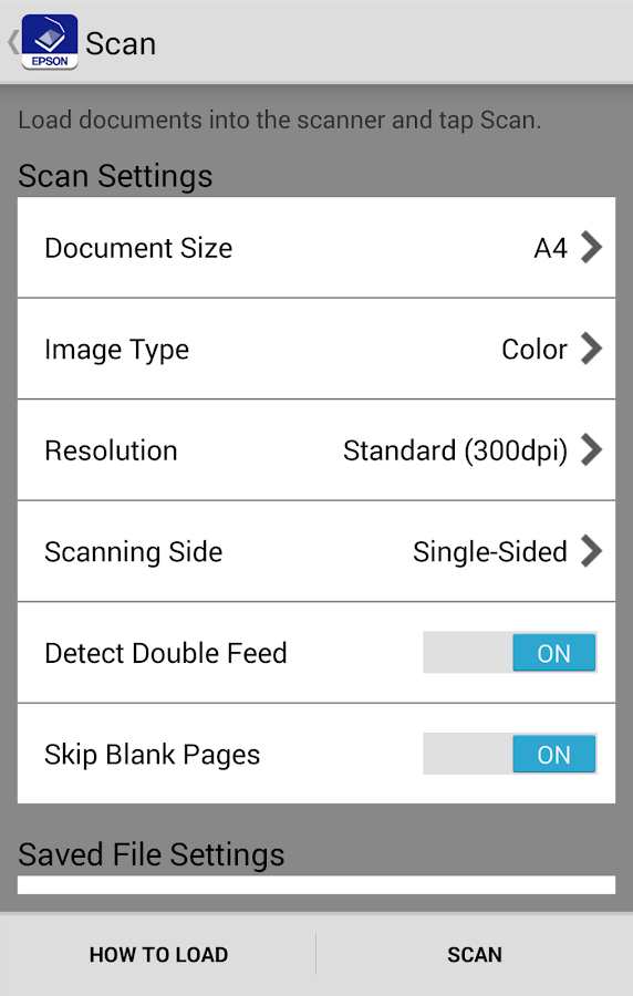 epson documentscan - android apps on google play