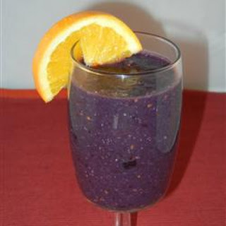 Melon-Blackberry Smoothie