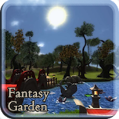 Fantasy Garden Live Wallpaper