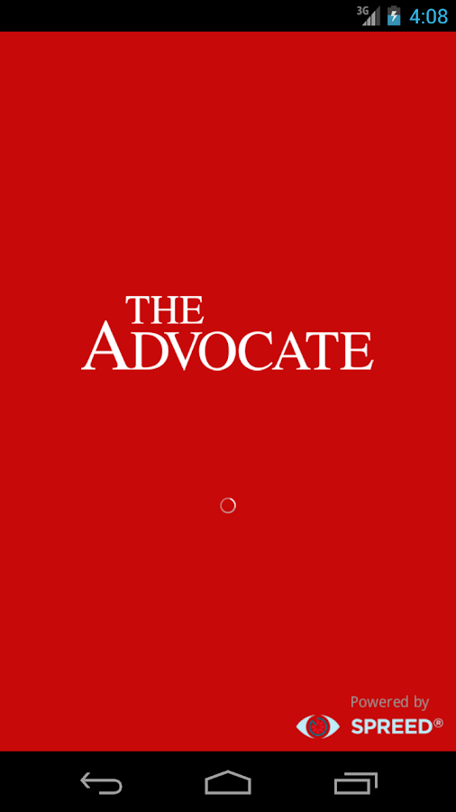 The Advocate - screenshot