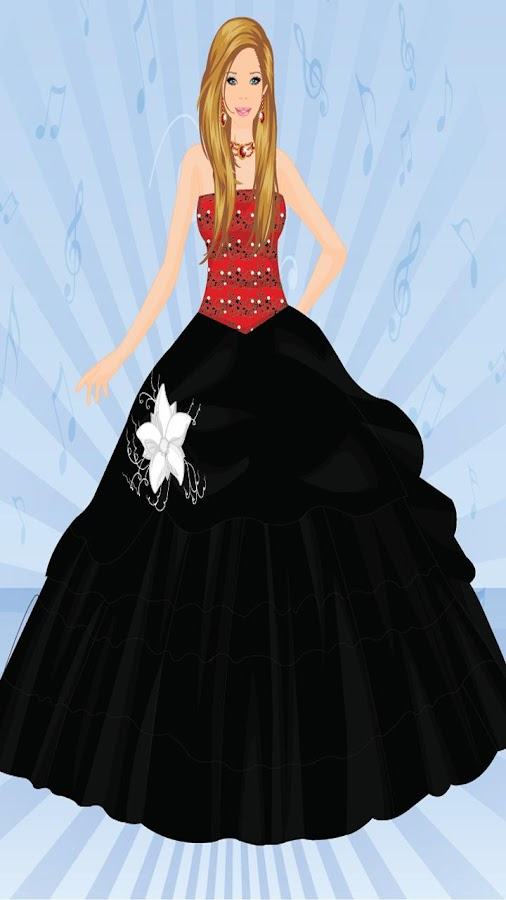 Cocktail Party Dress Up Game - screenshot