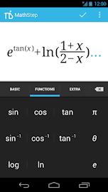 MathStep Screenshot 2