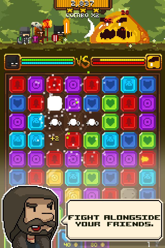 Horde of Heroes screenshot #9