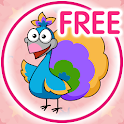 Memory games for kids Free 4-7 icon