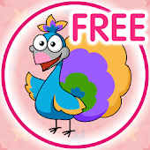 Memory games for kids Free 4-7