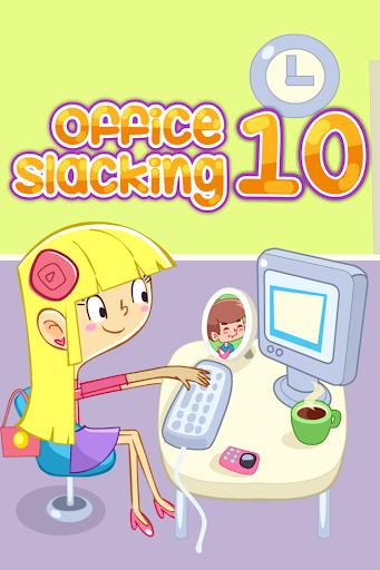 Office Slacking 10 Game