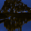 Castle by the Lake LWP Pro icon