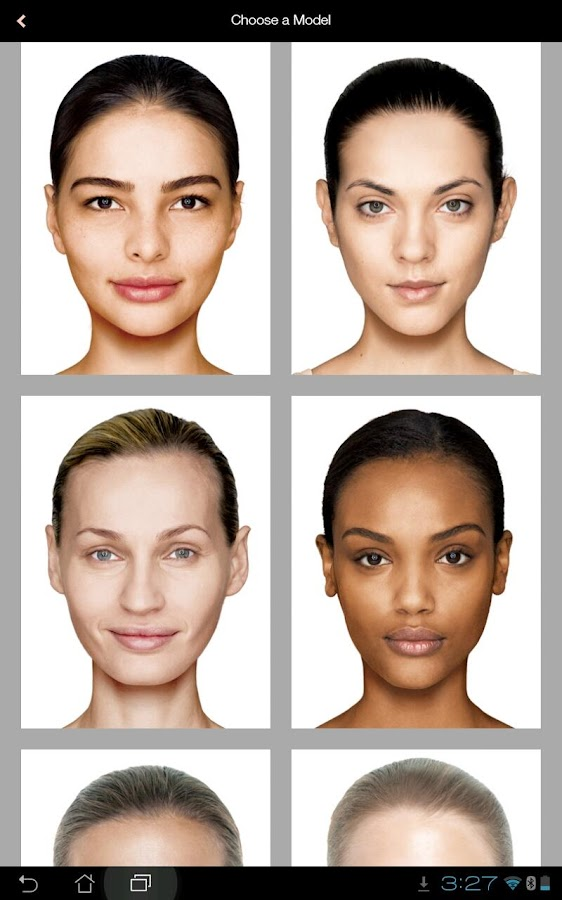 Enjoyable Mary Kay Virtual Makeover Android Apps On Google Play Short Hairstyles For Black Women Fulllsitofus