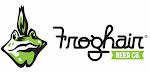 Logo for Froghair
