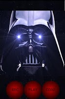 Screenshot of VaderVoice