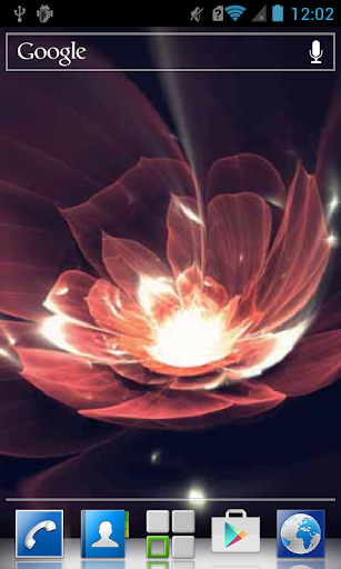 Open flower LWP