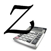 Simple Z-score Calculator