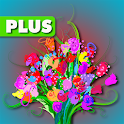Flower Bouquet Shop Plus App logo