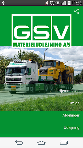 G.S.V. Materieludlejning A S