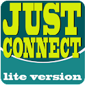 Just Connect – Social – Lite logo