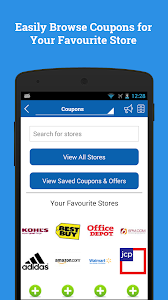 Coupons & Deals - DealsCorner screenshot 1
