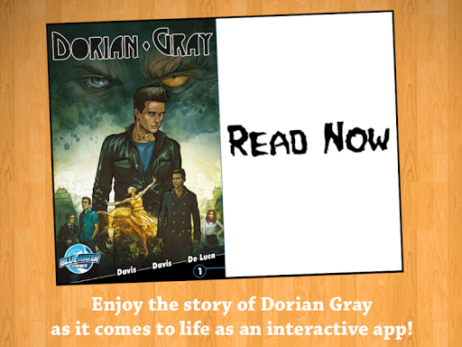Dorian Gray 1 Comic Book