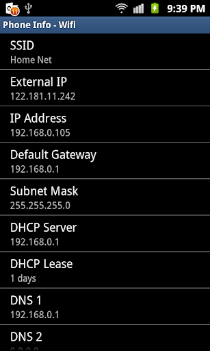 Phone Info for PC