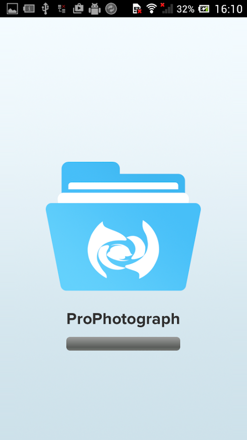 ProPhotograph- screenshot