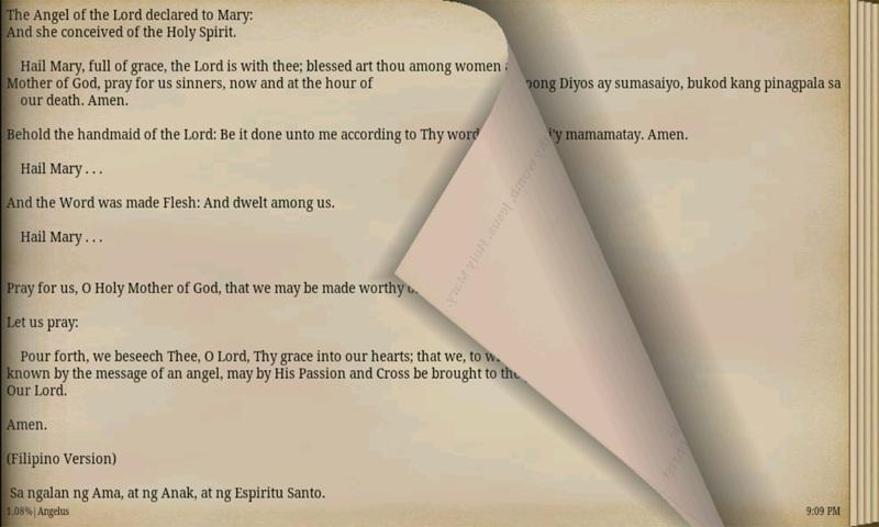 CATHOLIC PRAYER BOOK- screenshot