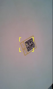 UpCode, barcode scanner- screenshot thumbnail