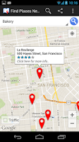 Screenshot of Find Places Near Me