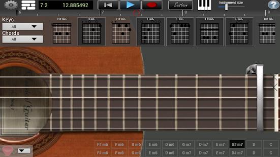 古典吉他專業