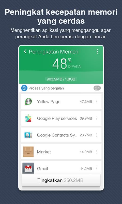 Clean Master - Free Optimizer Android apk