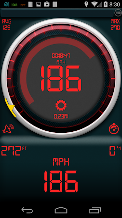 Gps Speedometer 1.3.2 screenshot 378893