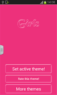 Keyboard for Girls - screenshot thumbnail