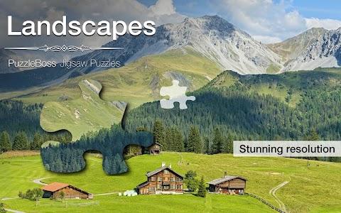 Landscape Jigsaw Puzzles v1.7.0