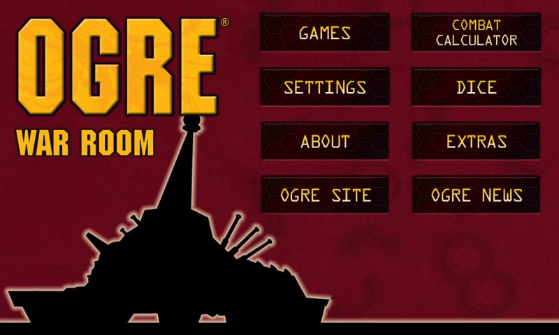 Ogre War Room- screenshot