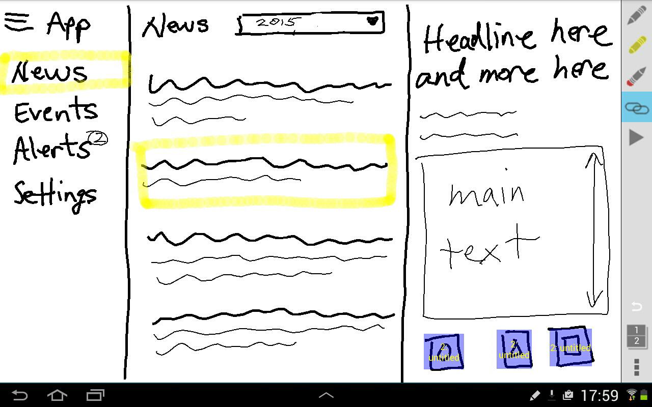 Quick Proto - screenshot