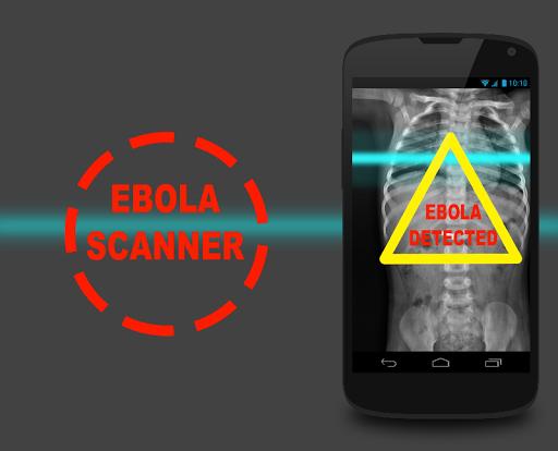 Ebola Scanner