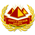 Egypt's Sarcasm Society Ess.mx icon