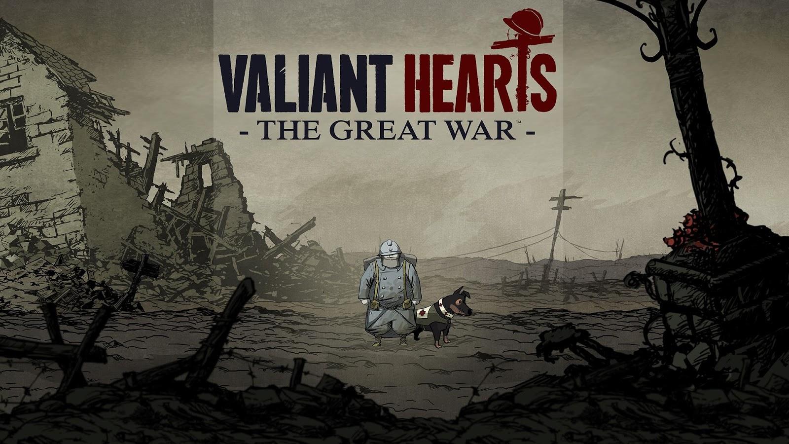 Valiant Hearts: The Great War [v1.0.0 Apk]