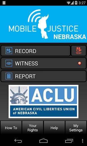 Mobile Justice - Nebraska