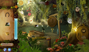 Screenshot of Hidden Object - Halflings FREE