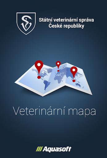 Veterinární mapa