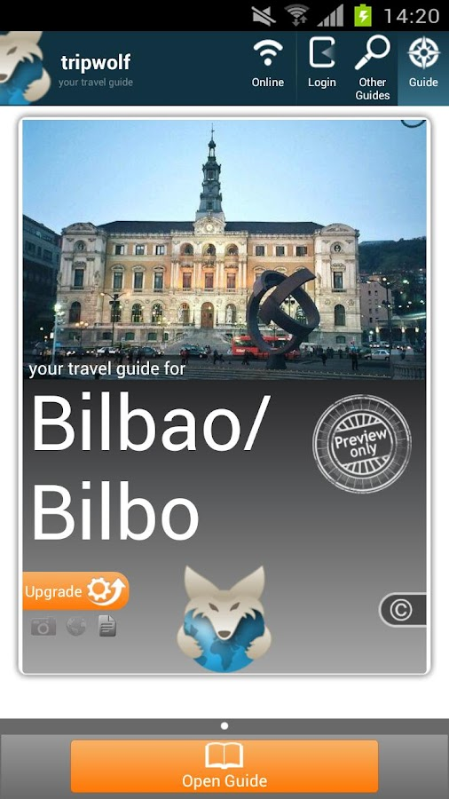 Bilbao Highlights Guide - screenshot