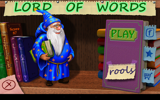 Lord Of Words
