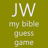 My Bible Guess Game