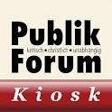 Publik-Forum Kiosk icon
