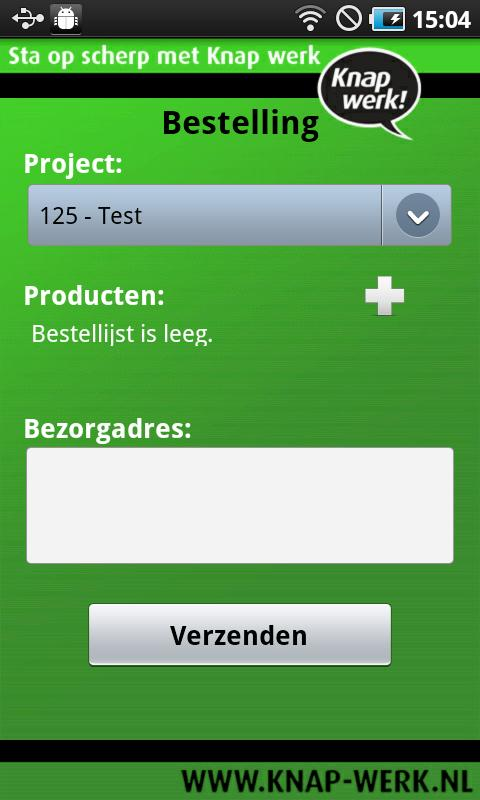 Knap werk!- screenshot