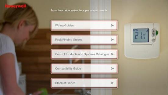 Wiring Guide by Honeywell(Pho)- screenshot thumbnail
