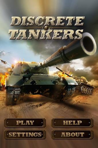 離散タンカー:パズルゲーム