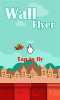 Screenshot of Iron Floppy Bird - Wall Flyer
