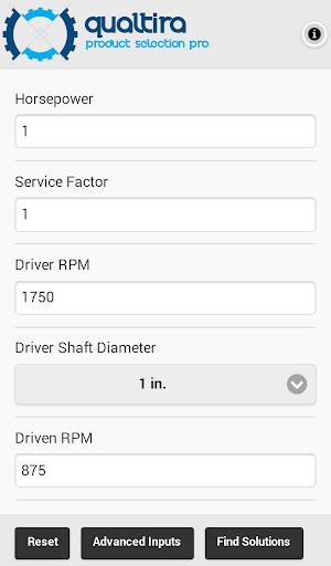 V-Belt Drive Designer