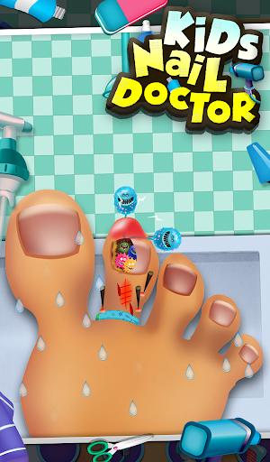玩免費休閒APP|下載Kids Nail Doctor - Kids Games app不用錢|硬是要APP