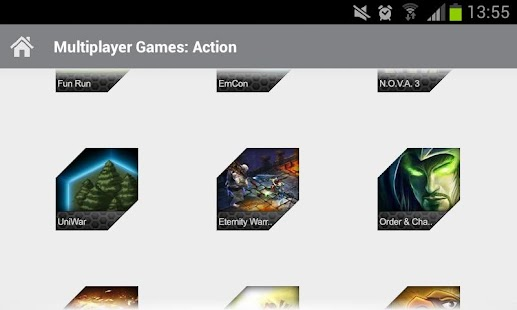 Multiplayer Games: Action - screenshot thumbnail